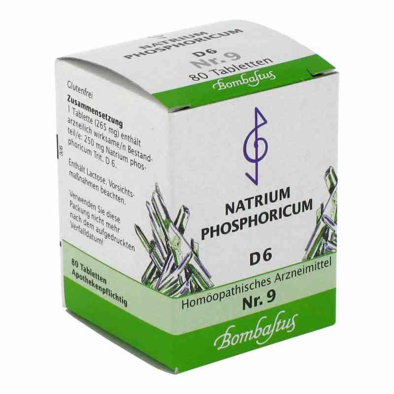 Biochemie 9 Natrium phosphoricum D6 Tabletten  bei apo-discounter.de bestellen