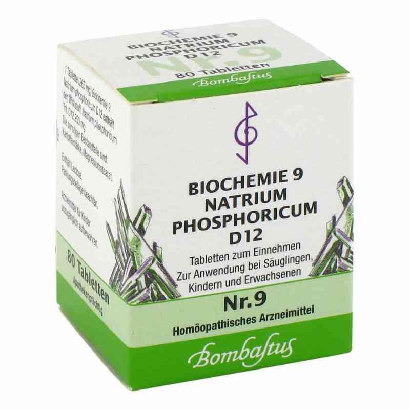 Biochemie 9 Natrium phosphoricum D12 Tabletten  bei apo-discounter.de bestellen