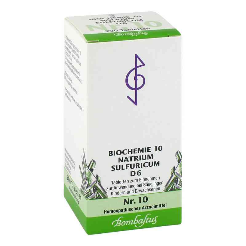 Biochemie 10 Natrium sulfuricum D 6 Tabletten  bei apo-discounter.de bestellen