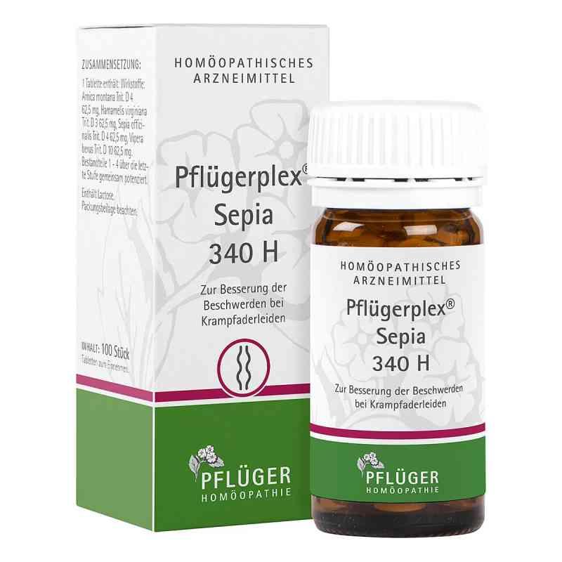 Pflügerplex Sepia 340 H Tabletten  bei apo-discounter.de bestellen