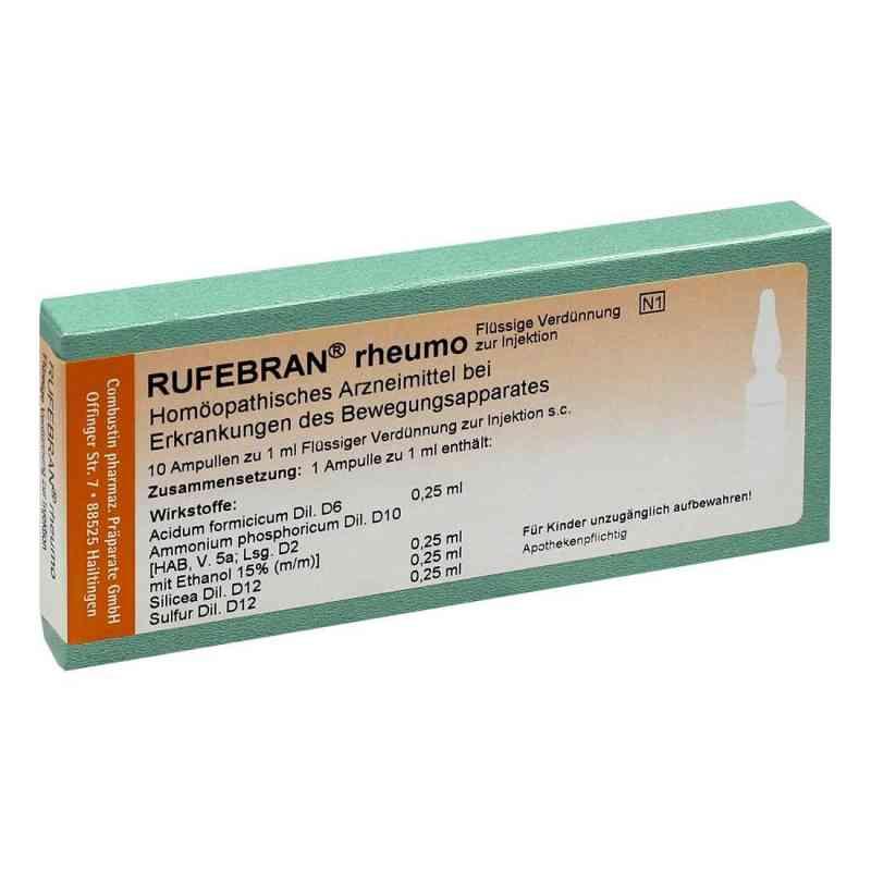 Rufebran rheumo Ampullen  bei apo-discounter.de bestellen