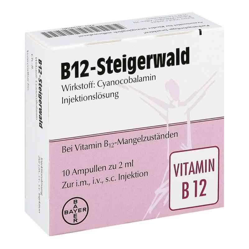 B12 Steigerwald Injektionslösung  bei apo-discounter.de bestellen