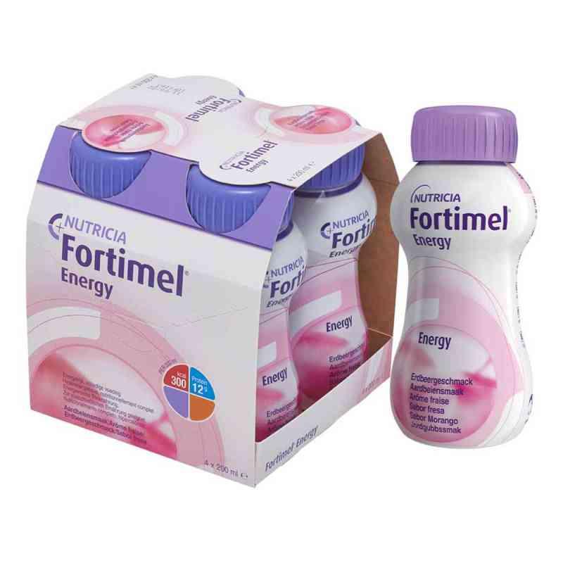 Fortimel Energy Erdbeergeschmack  bei apo-discounter.de bestellen