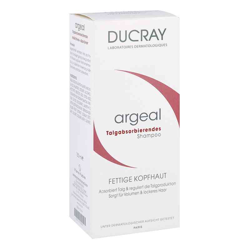 ducray argeal shampoo gegen fettiges haar 150 ml online g nstig kaufen. Black Bedroom Furniture Sets. Home Design Ideas