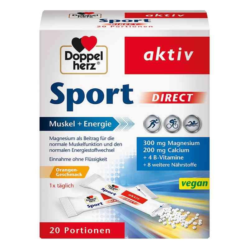 Doppelherz Sport direct Vitamine+mineralien  bei apo-discounter.de bestellen