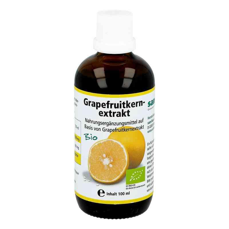 Grapefruit Kern Extrakt Bio Lösung  bei apo-discounter.de bestellen