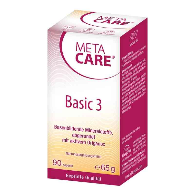 Meta Care Basic 3 Kapseln  bei apo-discounter.de bestellen