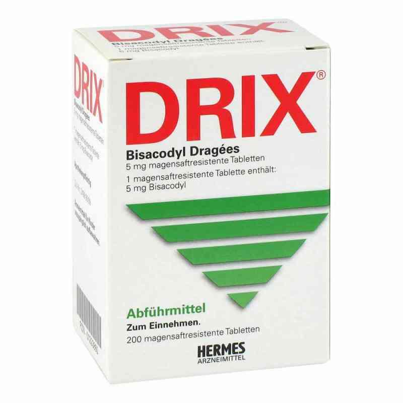 Drix Bisacodyl-Dragees  bei apo-discounter.de bestellen