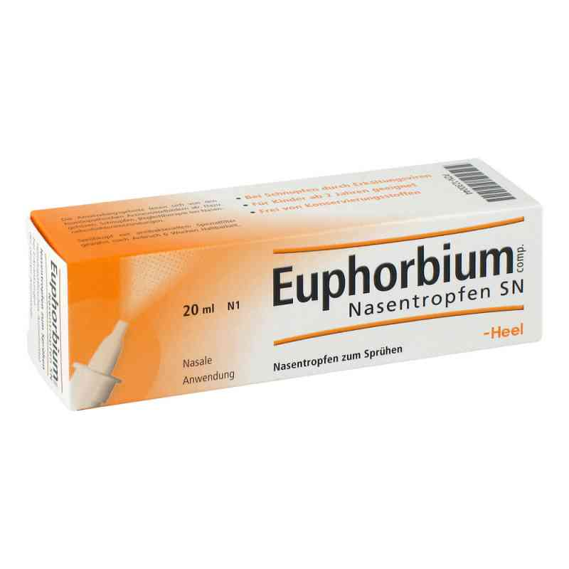 Euphorbium Compositum Nasentr.sn Nasendosierspray  bei apo-discounter.de bestellen
