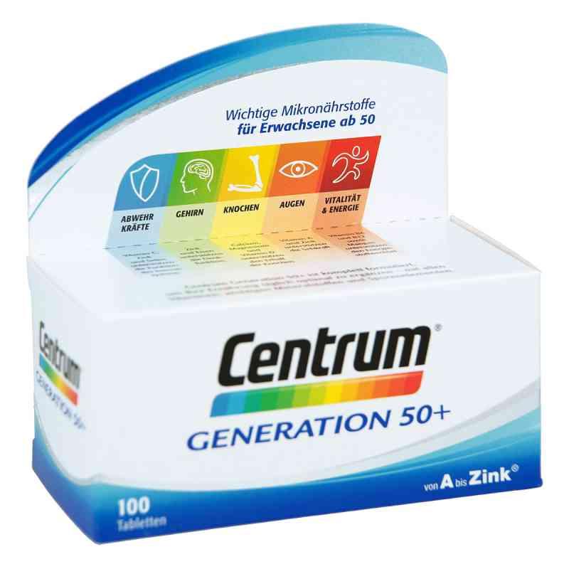 Centrum Gen.50+ A-zink+floraglo Lutein Caplette  bei apo-discounter.de bestellen