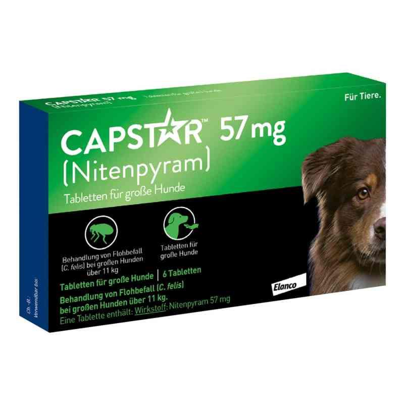 Capstar 57 mg Tabletten für grosse Hunde  bei apo-discounter.de bestellen