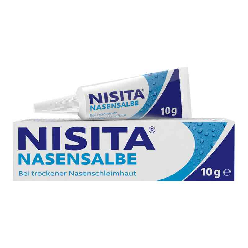 Nisita Nasensalbe  bei apo-discounter.de bestellen