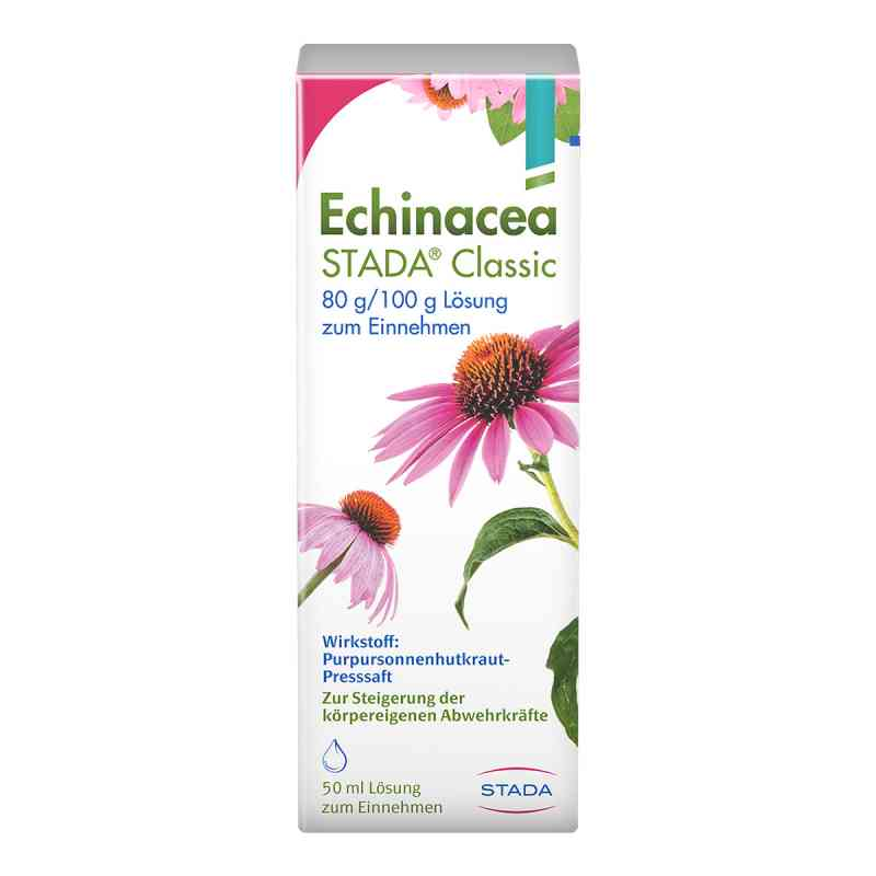 Echinacea STADA Classic 80g/100g Lösung  bei apo-discounter.de bestellen