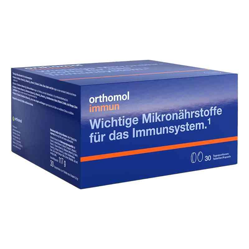 Orthomol Immun 30 Tabletten /kaps.kombipackung  bei apo-discounter.de bestellen