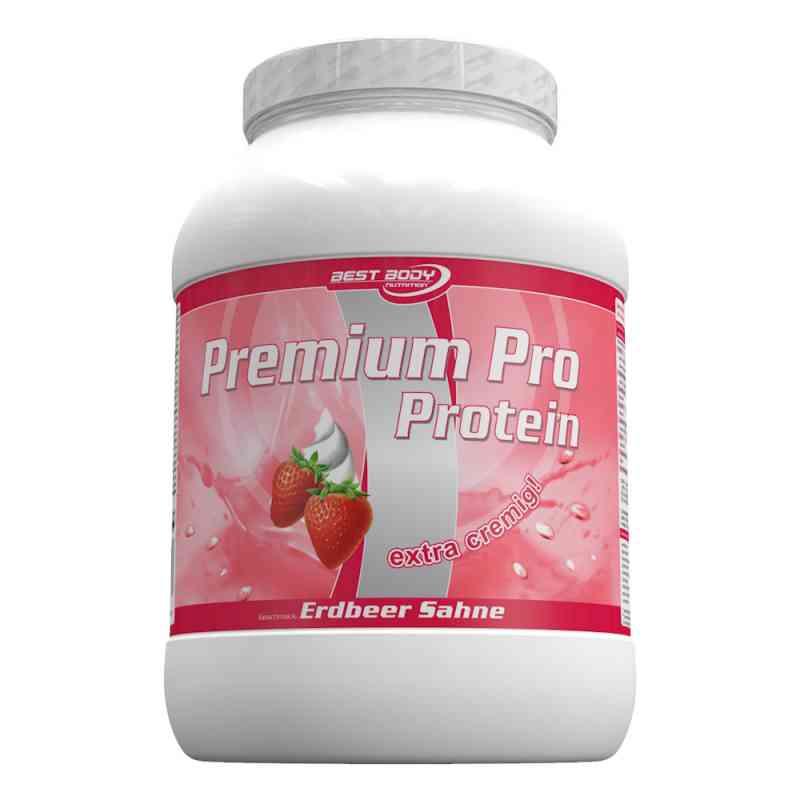 Bbn Premium Pro Geschmack Erdbeer Sahne Pulver  bei apo-discounter.de bestellen