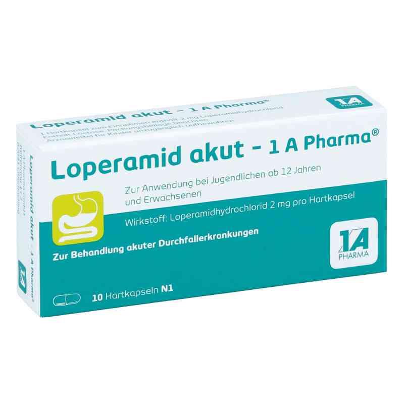 Loperamid akut-1A Pharma  bei apo-discounter.de bestellen