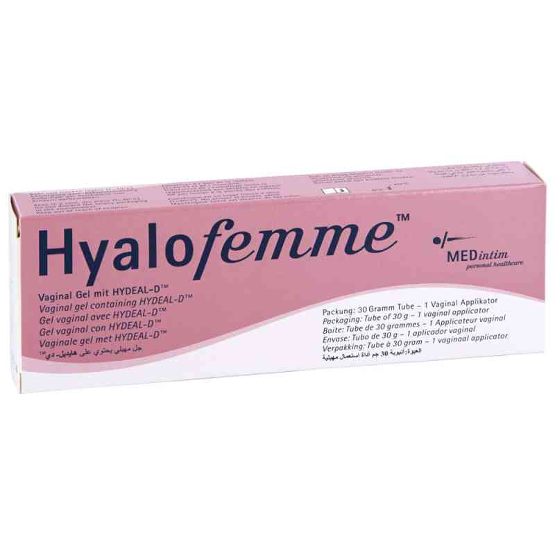 Hyalofemme Vaginal Gel  bei apo-discounter.de bestellen