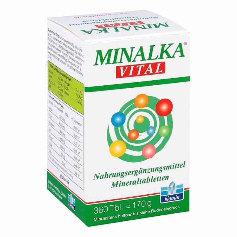 Minalka Tabletten  bei apo-discounter.de bestellen