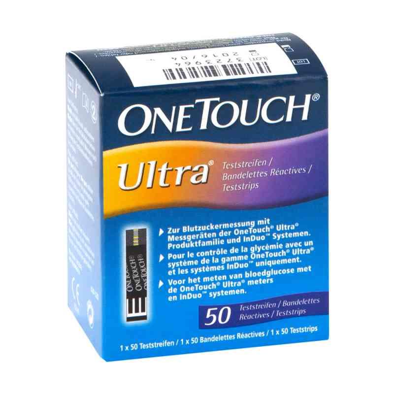 One Touch Ultra Sensor Teststreifen bei apo-discounter.de bestellen