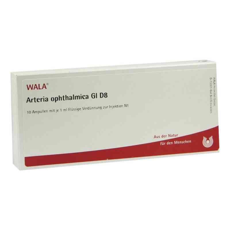 Arteria Ophthalmica Gi D8 Ampullen  bei apo-discounter.de bestellen