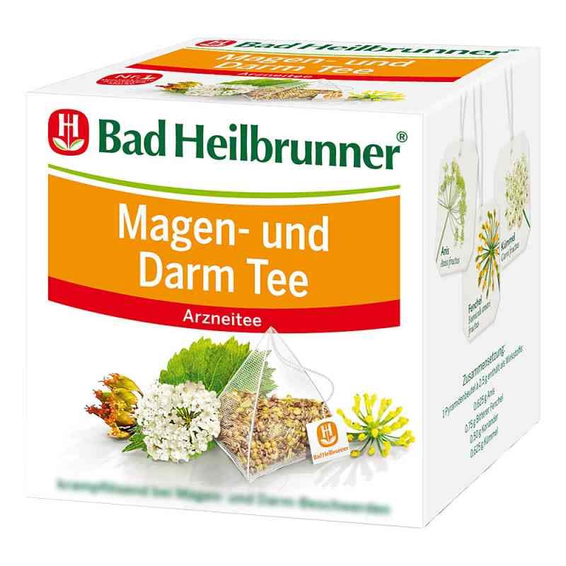 Bad Heilbrunner Tee Magen und Darm Pyramidenbeutel  bei apo-discounter.de bestellen