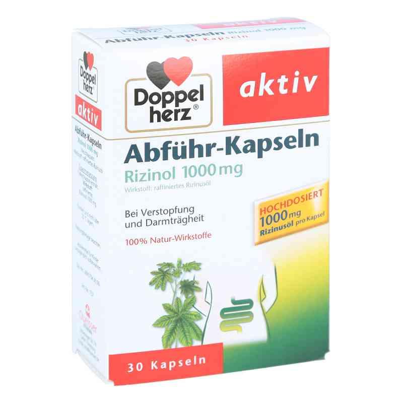 Doppelherz Abführ-Kapseln Rizinol 1000mg  bei apo-discounter.de bestellen