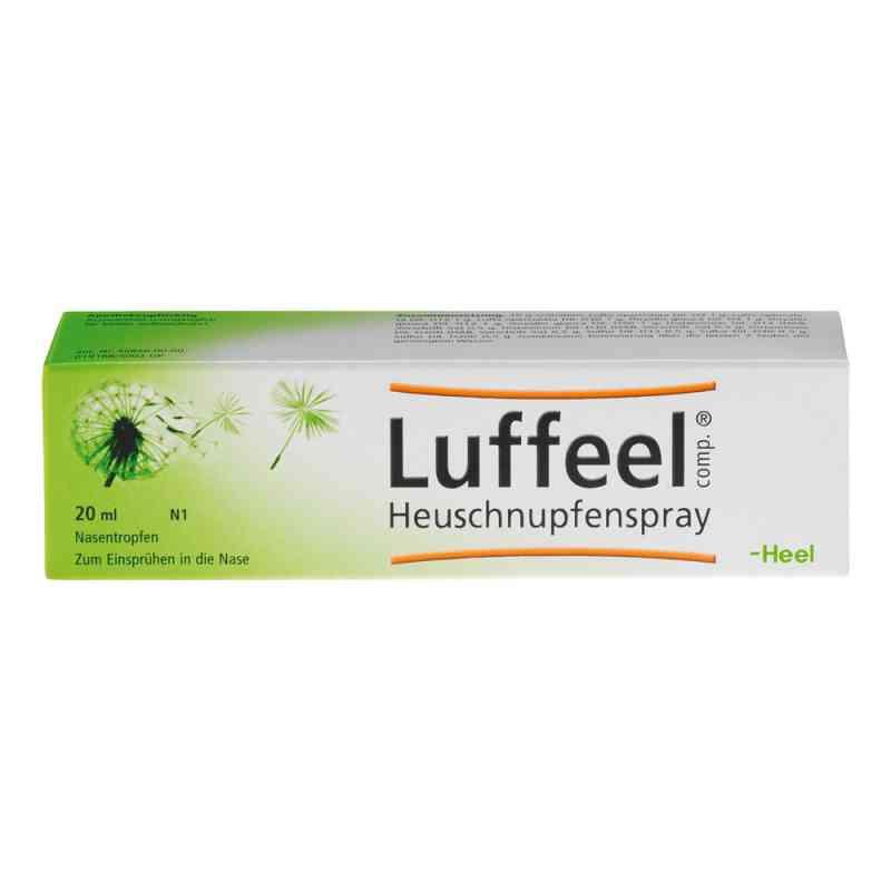 Luffeel compositus Heuschnupfen Nasenspray  bei apo-discounter.de bestellen