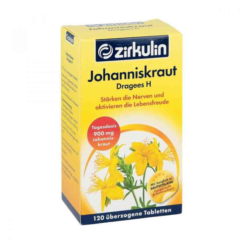 Johanniskraut Dragees H  bei apo-discounter.de bestellen