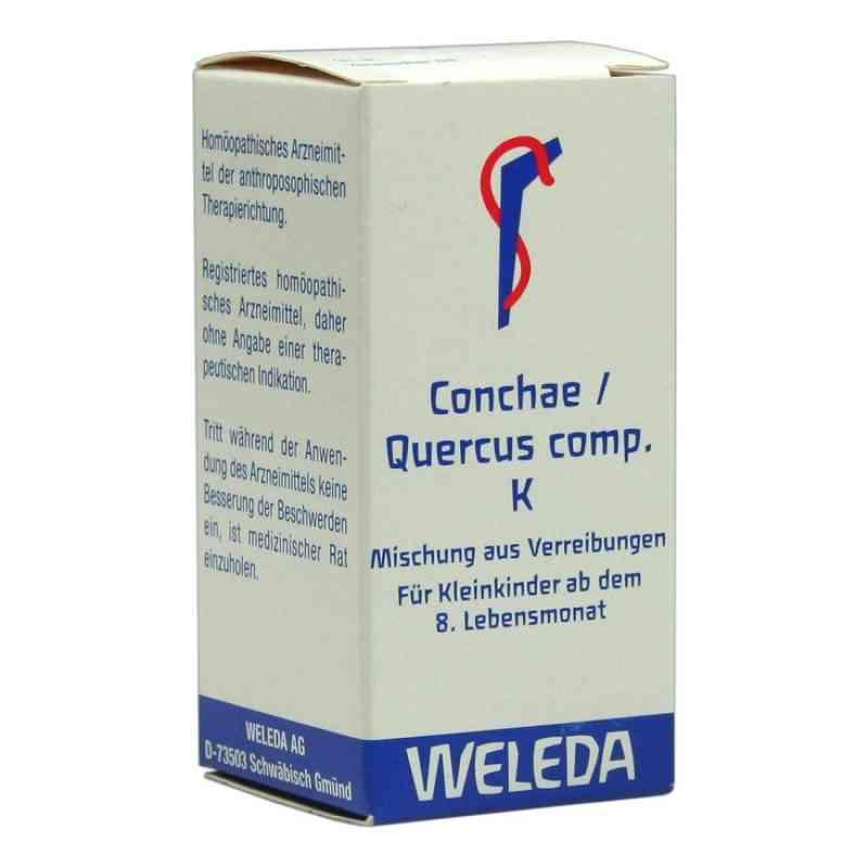 Conchae/quercus Comp. K Trituration  bei apo-discounter.de bestellen