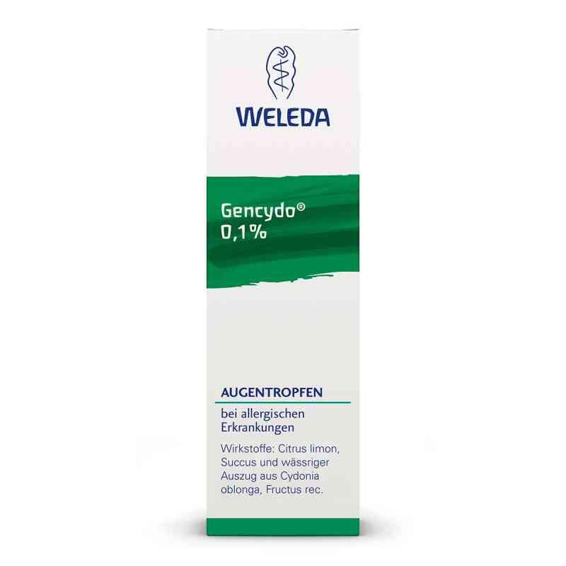 Gencydo 0,1% Augentropfen  bei apo-discounter.de bestellen