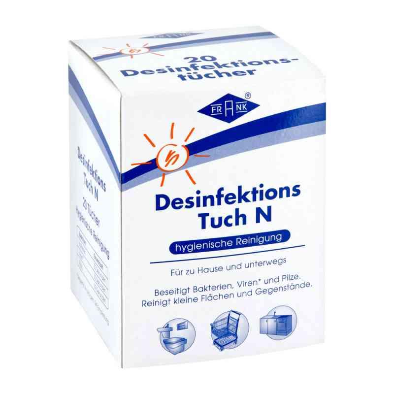Desinfektionstuch N  bei apo-discounter.de bestellen