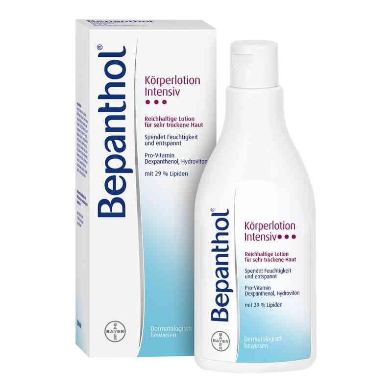 Bepanthol Intensiv Körperlotion Flasche  bei apo-discounter.de bestellen