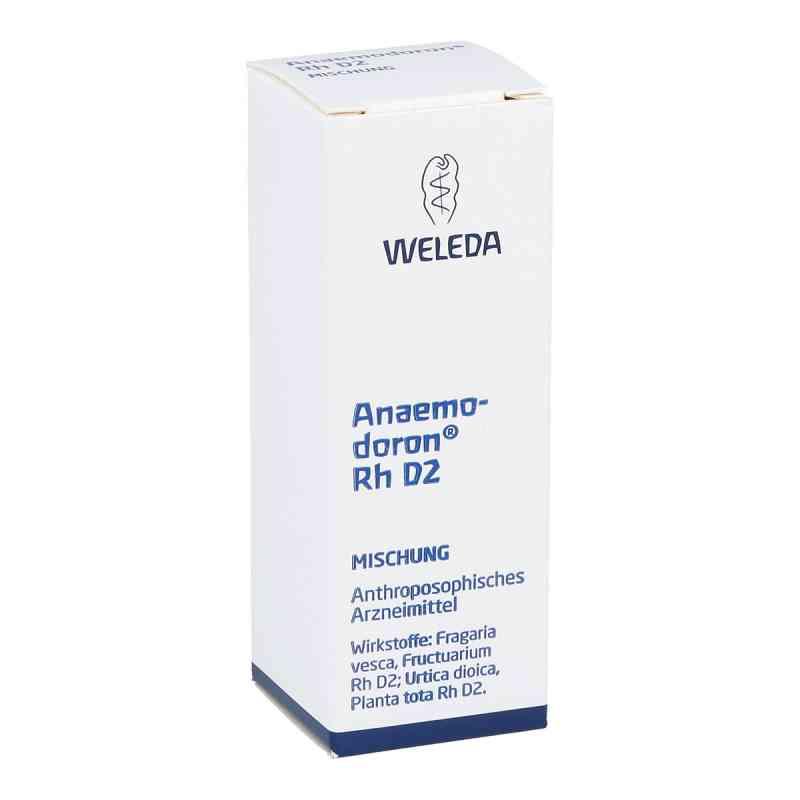 Anaemodoron Rh D2 Dilution  bei apo-discounter.de bestellen