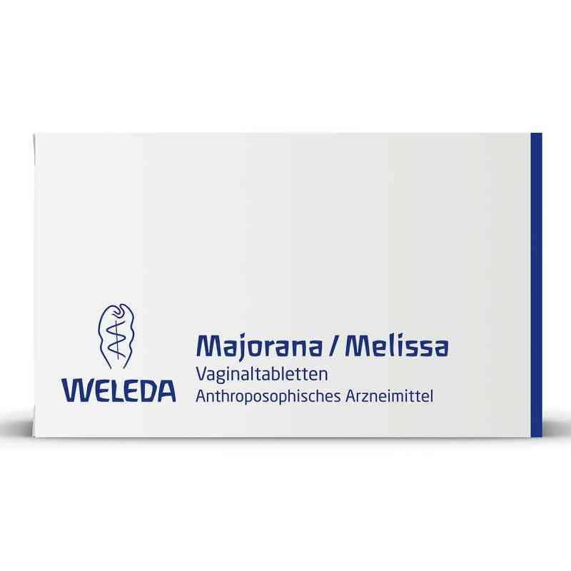 Majorana/melissa Vaginaltabletten  bei apo-discounter.de bestellen