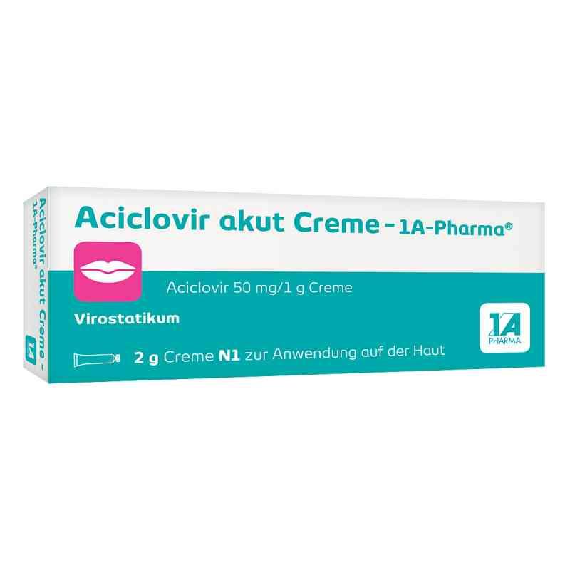 Aciclovir akut Creme-1A Pharma  bei apo-discounter.de bestellen