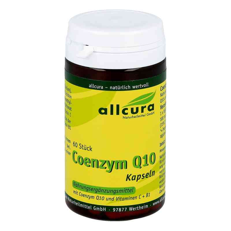 Coenzym Q10 Kapseln a 100 mg  bei apo-discounter.de bestellen