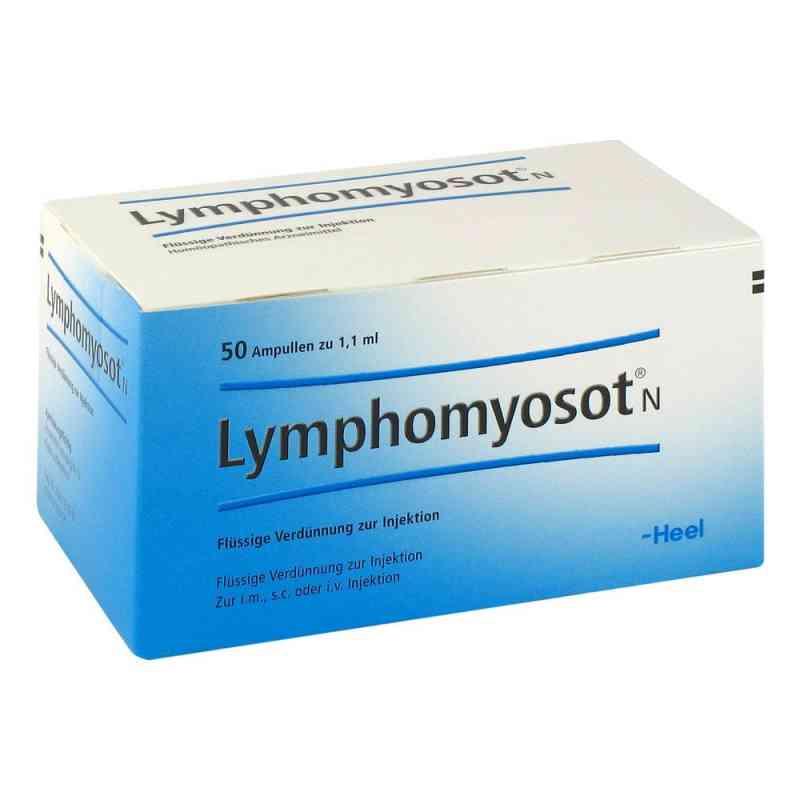 Lymphomyosot N Ampullen  bei apo-discounter.de bestellen