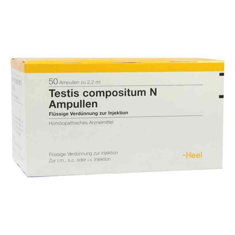 Testis Compositum N Ampullen  bei apo-discounter.de bestellen