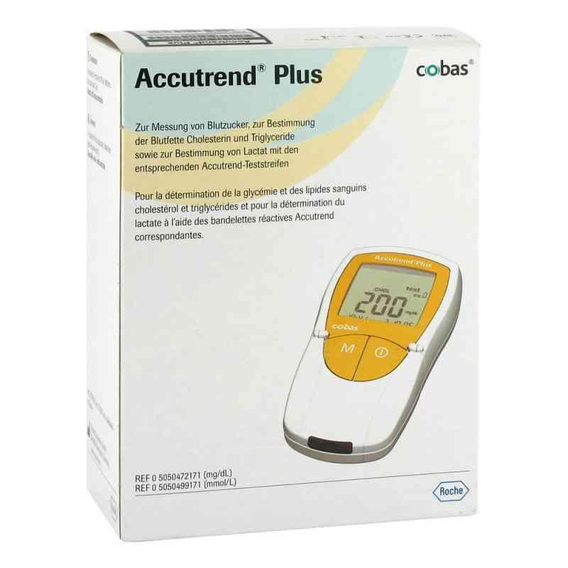 Accutrend Plus mmol/dl  bei apo-discounter.de bestellen