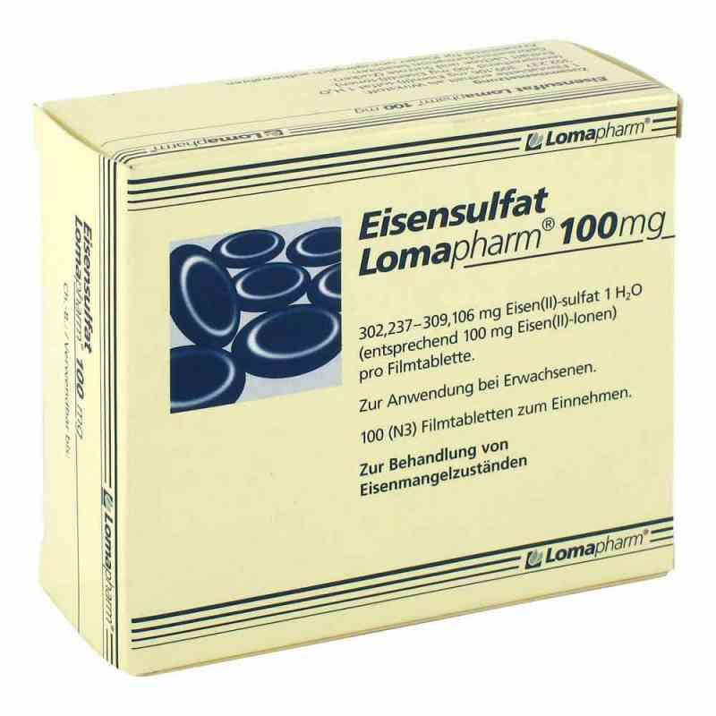 Eisensulfat Lomapharm 100mg  bei apo-discounter.de bestellen