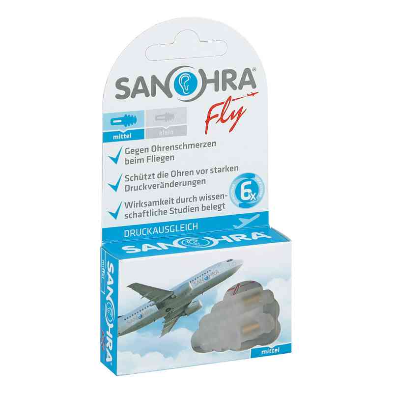 Sanohra fly für Erwachsene Ohrenschutz  bei apo-discounter.de bestellen