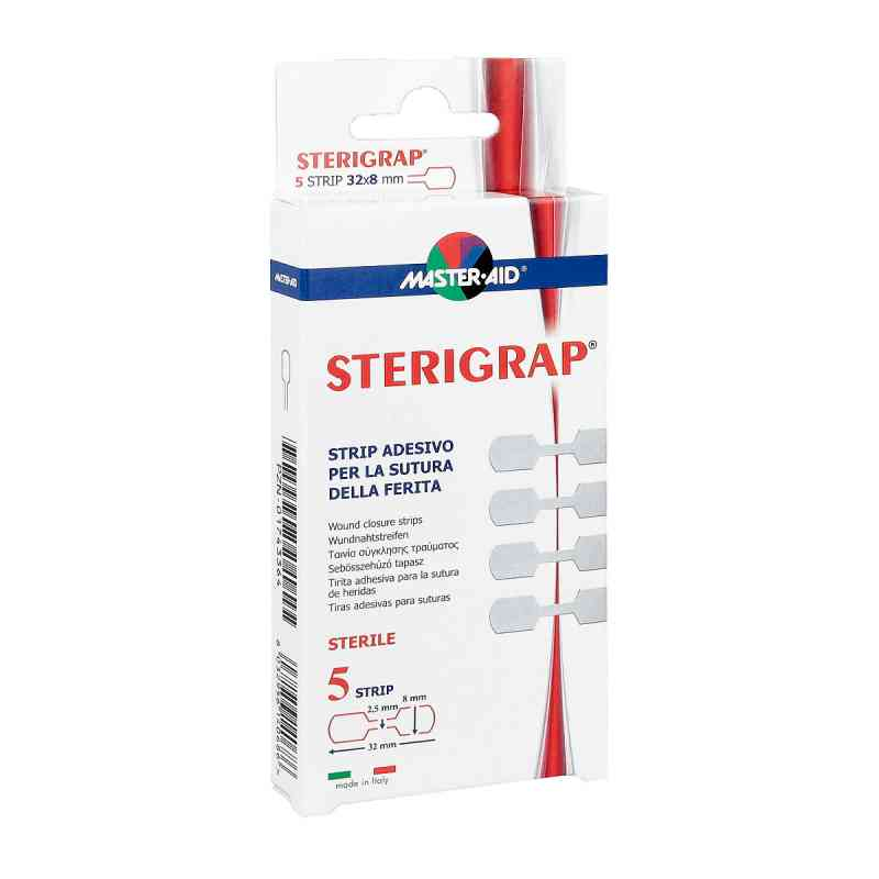 Sterigrap Wundnahtstreifen 32x8 mm  bei apo-discounter.de bestellen