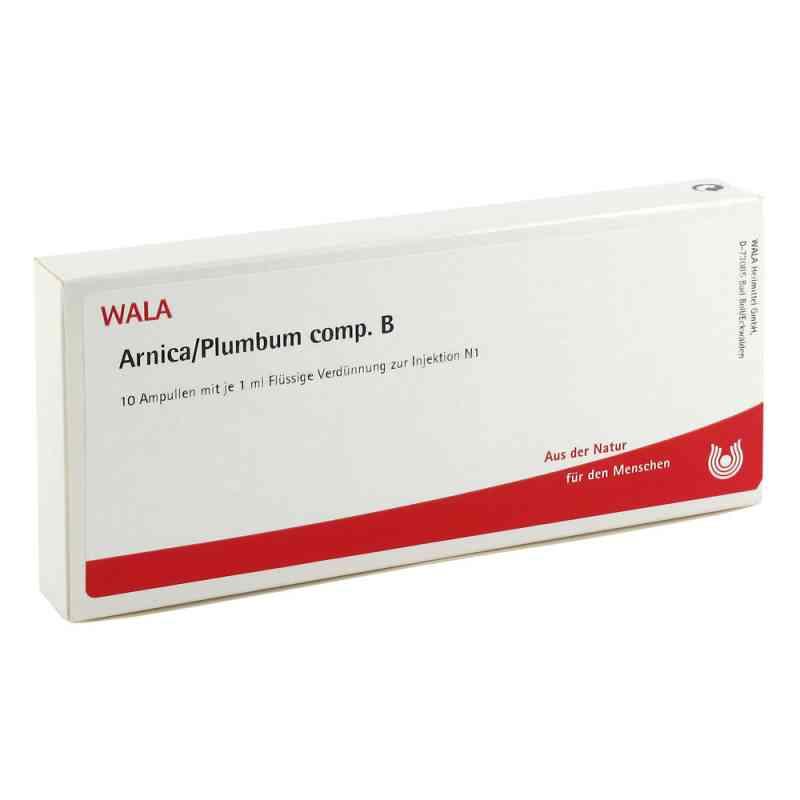Arnica/plumbum compositus B Ampullen  bei apo-discounter.de bestellen
