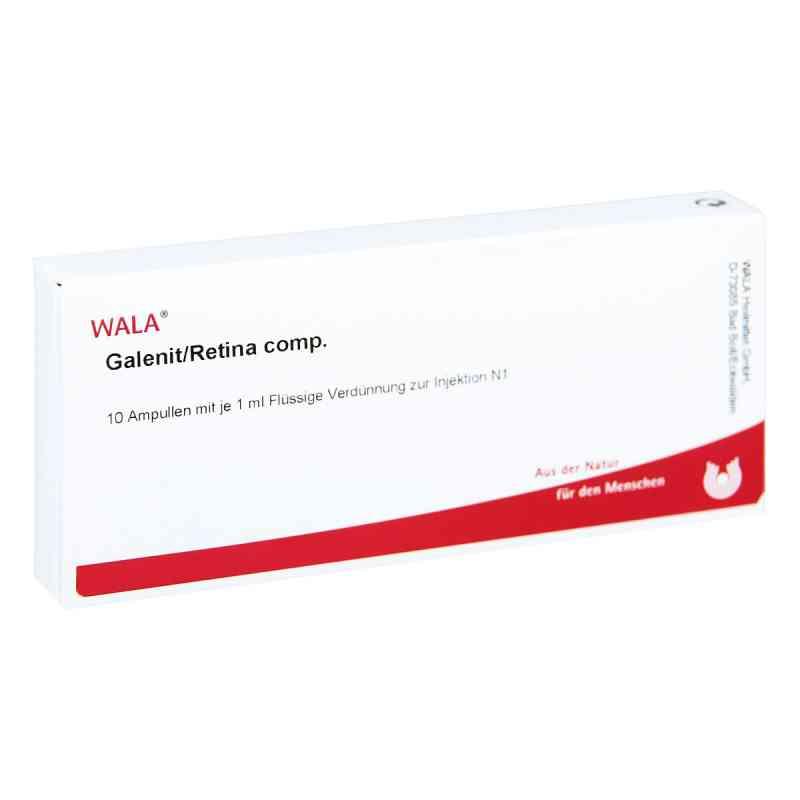 Galenit/ Retina compositus Ampullen  bei apo-discounter.de bestellen
