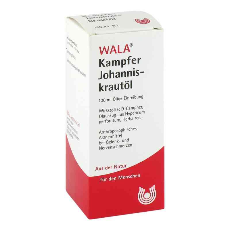 Kampfer Johanniskrautöl  bei apo-discounter.de bestellen