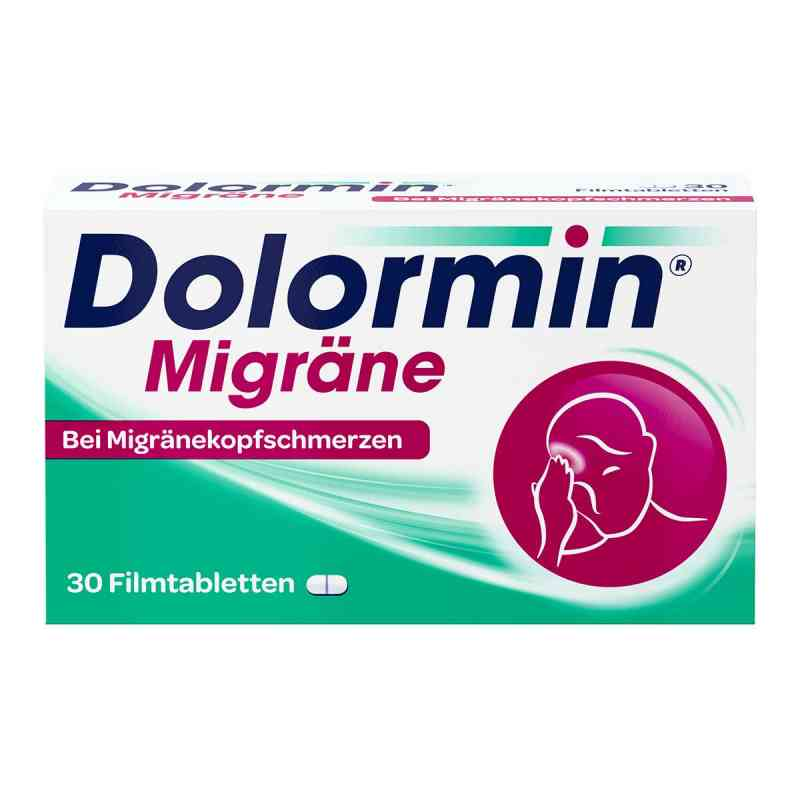 Dolormin Migräne  bei apo-discounter.de bestellen