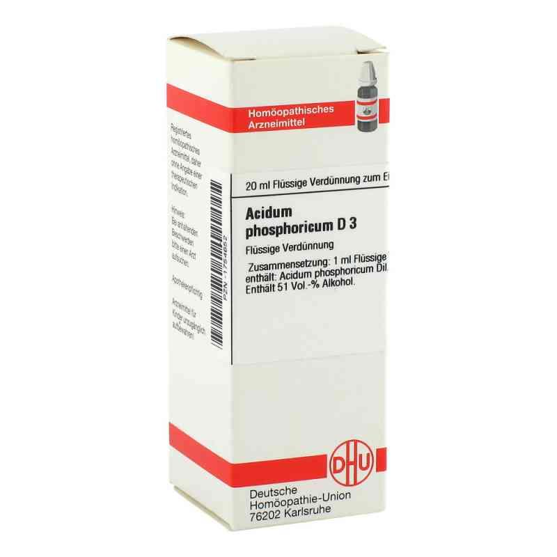 Acidum Phosphoricum D3 Dilution  bei apo-discounter.de bestellen