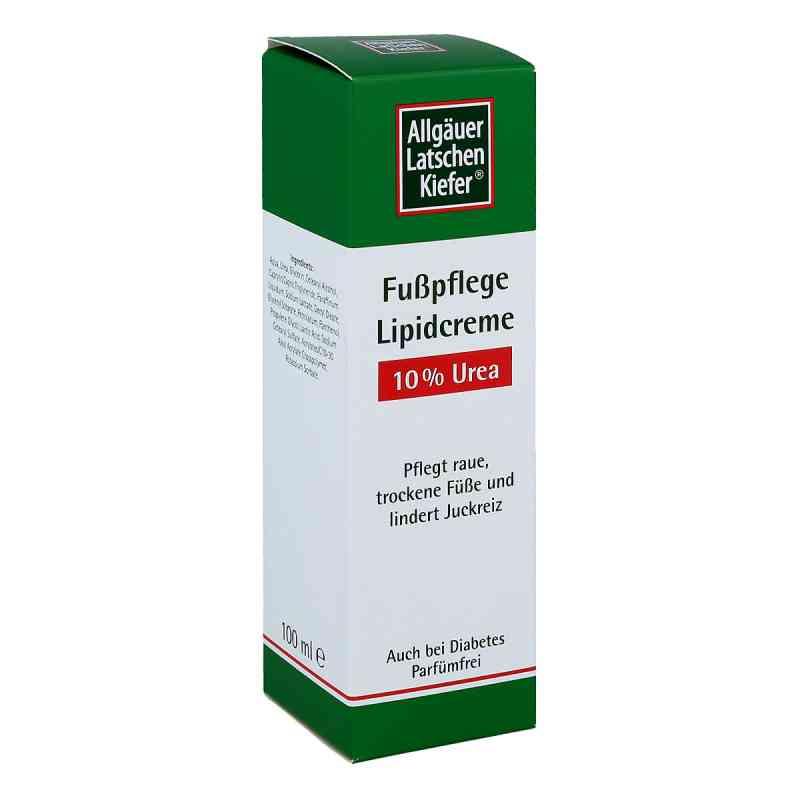 Allgäuer Latschenk. 10% Urea Fuss Lipidcreme  bei apo-discounter.de bestellen