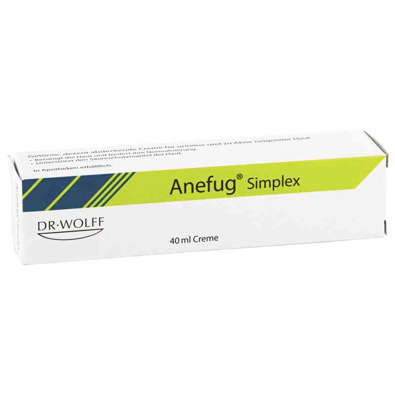 Anefug simplex Creme  bei apo-discounter.de bestellen