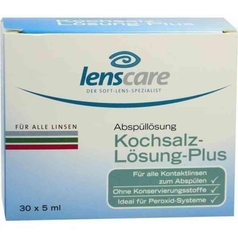 Lenscare Kochsalzlösung Plus  bei apo-discounter.de bestellen
